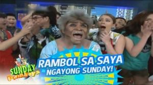 Sunday PinaSaya: Let's get ready to rumble!!!