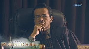 Alyas Robin Hood: Ang desisyon ni Romulo