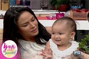 Yan Ang Morning!: Pag-aampon ng anak, ikinuwento ni LJ Moreno