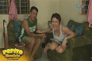 'Pepito Manaloto' Bloopers: High blood si Maria