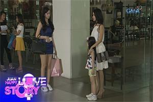 Juan Happy Love Story 'Quick Look': Agatha meets  Katkat