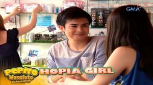 Pepito Manaloto Ep. 209:  Sino itong si Hopia girl?