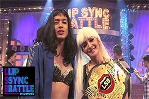 Aljur Abrenica and Kris Bernal's Winner Moment | Lip Sync Battle Philippines