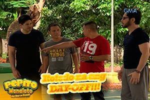 Pepito Manaloto Ep. 199: The big day-off