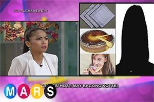 Mars Mashadow: Actress/host, may bagong kotse galing sa boylet?