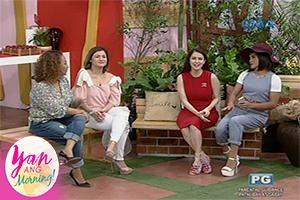 Yan Ang Morning!: Love advice from Jaya and Camille Prats