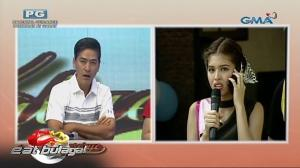 Eat Bulaga: Kasal nina Alden Richards at Maine Mendoza, mauudlot ba?
