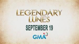 Isang legendary Lunes ang September 19!
