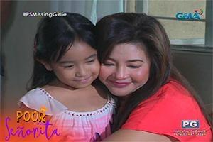 Poor Señorita: Rita's first visit to Girlie