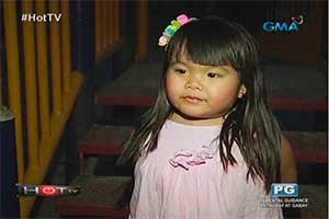 Hot TV: Ryzza Mae Dizon, excited na para sa Vampire Ang Daddy Ko