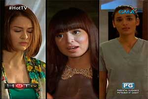 Hot TV: Cast ng Temptation of Wife, sinagot ang mga intriga