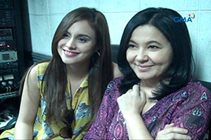 Not Seen On TV: An invite from Ms. Lorna Tolentino and Max Collins