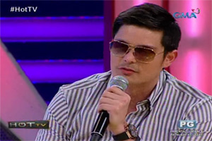Hot TV: Dingdong Dantes, very honored to have worked with the cast of Pahiram ng Sandali