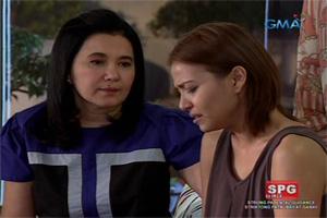 Pahiram ng Sandali: Janice at Baby, nagkapatawaran na