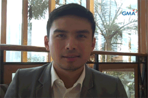 Christian Bautista, proud to be Kapuso!
