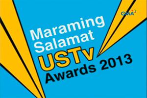 Maraming salamat, USTv Awards 2013!