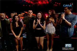 Party Pilipinas: Cast ng Love and Lies, nakisaya sa Party Pilipinas