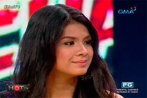 HOT TV: Kim Rodriguez denies rivalry with Louise delos Reyes