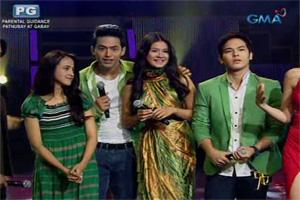 Party Pilipinas: Cast ng Kakambal ni Eliana, pinasaya ang mga Kapuso sa Party Pilipinas!