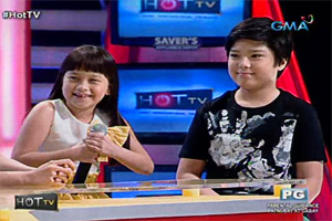 H.O.T. TV: Jillian Ward at Arkin Magalona, excited maging bahagi ng 'Home Sweet Home'