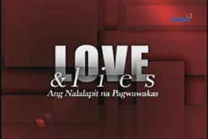 Love and Lies, ang nalalapit na pagwawakas