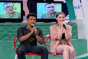 Startalk TX: Kylie at Rocco, may mga rebelasyon sa last week ng