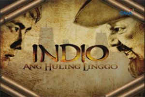 Indio, ang Huling Linggo