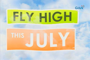 Fly high this July