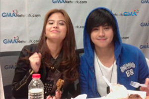 Live Chat: An invitation from Jake Vargas and Bea Binene
