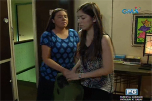 Mundo Mo' Akin: Darlene, iiwan si Perlita?