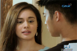 With a Smile: Ang deal nila Dean at Patricia