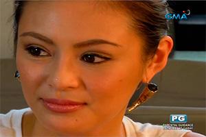 With a Smile: Dean at Maricar, susubukang makipag ayos kina Isay