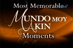 Most Memorable Mundo Mo'y Akin Moments