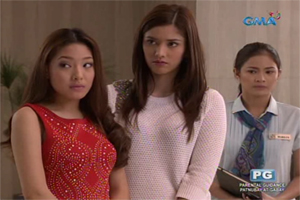 Mundo Mo'y Akin: Ang awkward moment nina Darlene, Marilyn at Jerome