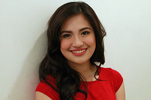 Not Seen On TV: A thank you message from Julie Anne San Jose