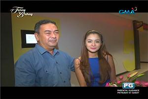 Tunay na Buhay: Kris, naging emosyonal sa pagkikita nila ng kanyang ama
