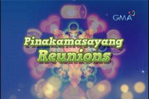 Ang pinakamasayang reunions sa GMA Telebabad!