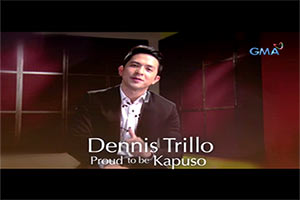 Dennis Trillo, proud to be Kapuso