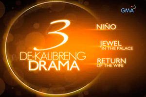 Tatlong de-kalibreng drama, simula May 26 na!