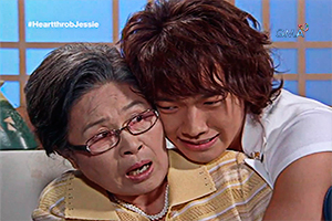 May sakit si lola!