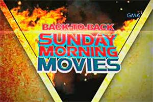 Back-to-back Sunday morning movies