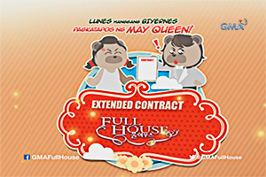 Extended contract!
