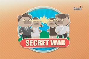 Secret war!