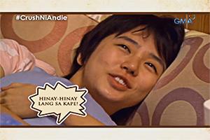 Ang girl talk nina Andie at Mylene