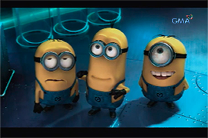 'Despicable Me' on Kapuso Movie Festival