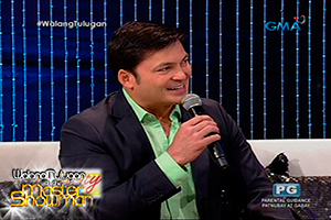 Ano ang dream job ng matinee idol na si Gabby Concepcion?