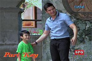 Pinggoy, nag-celebrate ng birthday sa 'Pari 'Koy'