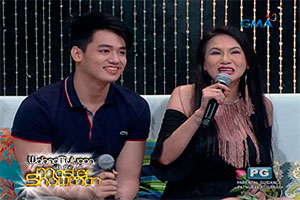 Keana Reeves, love at first sight sa kanyang nakakabatang boyfriend