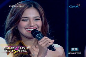 Julie Anne San Jose's Tidal Wave on 'Sunday All Stars'