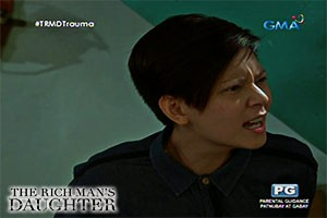 Ang away nina Batchi at Abby sa 'The Rich Man's Daughter'